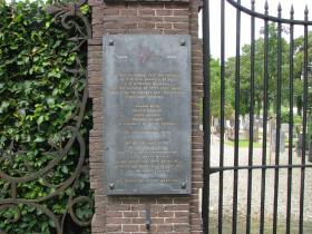 Airborne Memorial at Wijk-Bij-Duurstede General Cemetery, Utrecht