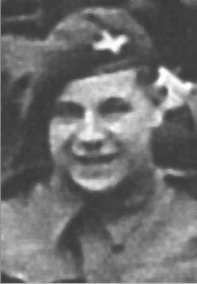 Private Fredrick Allman, 2 Bn Parachute Regiment, c1944.