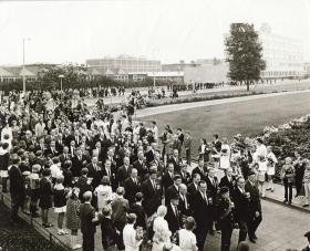 Arnhem Commemoration, 1960's