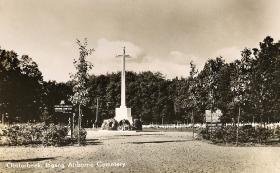 Arnhem Oosterbeek Cemetery historic images