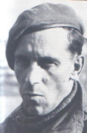 Major Richard (Dick) Ashford MC, 2nd Para Bn (A Company) KIA Tunisia 1943.