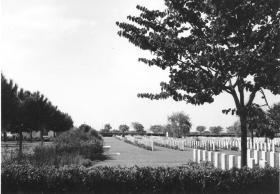 Bari War Cemetery, Italy