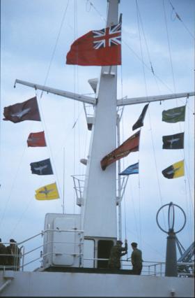 2 PARA  Battle Flags