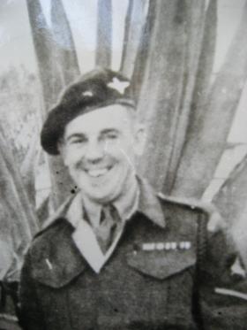 William 'Bill' Kershaw, Palestine 1946
