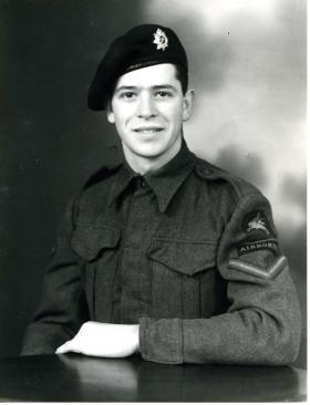Portrait of Neville 'Bill' Griffin, 1941-2