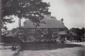 Bridgelands - Parental home of Myles Henry