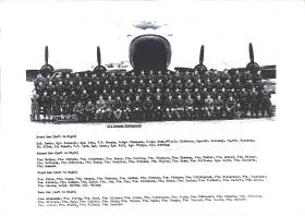 413 course group photo, January 1956