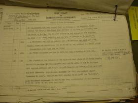 John Greenhalgh DFC and Steven Hughes 25 Years Veterans Parade