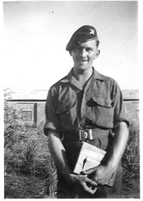 Dennis Leaney – Palestine 1946