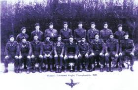 Winners, Divisional Rugby Championship, 1944