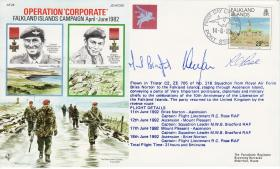 Falklands Commemorative Cover