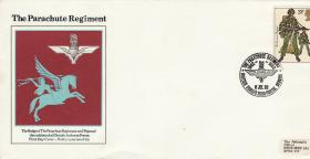 41st Anniversary Cover signed by Gen Farrar-Hockley