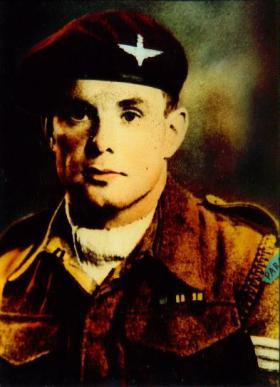 Portrait of Frank Herbert Chesson