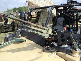 Front GPMG mount on WMIK