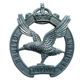 Post War Glider Pilot Regiment Cap Badge