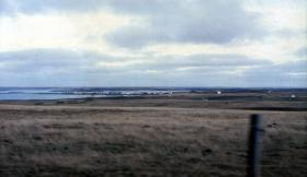 The Battlefield at Goose Green