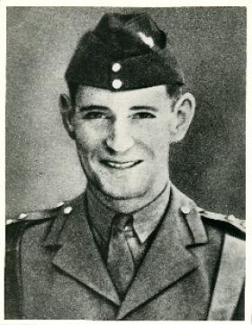 Portrait of John Grayburn VC