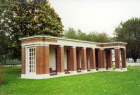 Groesbeek Memorial to the Missing, Groesbeek Canadian War Cemetery, nr Arnhem