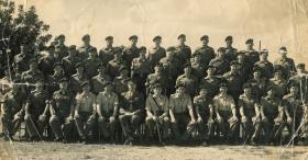 Members of 2 PARA
