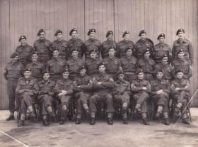 Group photograph of Glider pilots