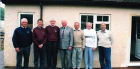 Guards Parachute Association Committee, 2002