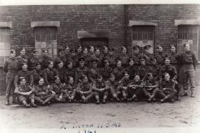 Group Photo of L Troop No 2 Commando January 1941