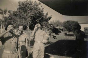Lido De Roma 1945, Charlie, Ernie & Eric