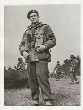 Lt Col Alistair Pearson