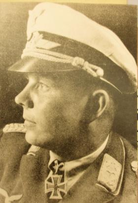 German Officer, Lt. Col. Koch