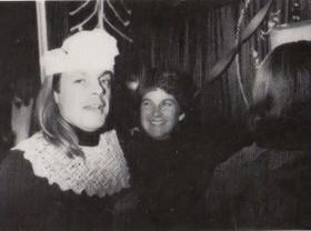 Major Crosland undercover in 1983(!)
