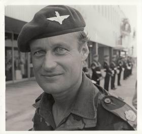 Major Hew Pike