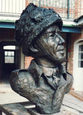 Major John Howard Sculpture
