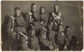 Men from C Troop, No 2 Commando, 1940