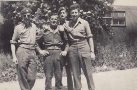Eric Tripp with colleagues from NSY, c.1952