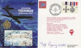 Freshman Commemorative Cover