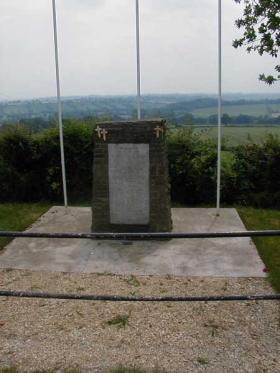 Original Double Hills Market Garden Memorial