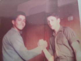 Tony Blythe and John Mcdonald