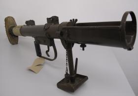 Projector Infantry Anti-Tank (PIAT) gun