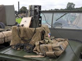 Equipment for PPN1-1A Eureka Beacon