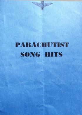 'Parachutist Song Hits' from Ringway