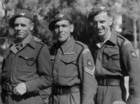 Paras from 4th Parachute Battalion, c.1942