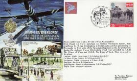 Pegasus Bridge Commemorative Cover