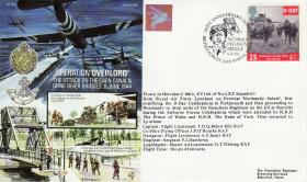 Pegasus Bridge Commemorative Cover