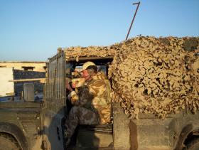 Op TELIC 3 - 2 PARA Sniper Raid
