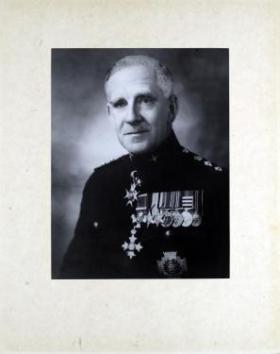 Portrait of Maj Gen Kenneth T Darling