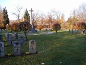 Prague War Cemetery