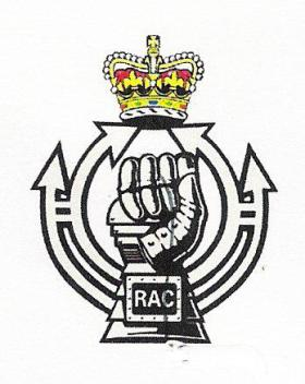 Parachute Squadron, Royal Armoured Corps badge