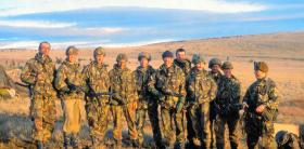 2 PARA RAP on Sussex Mountain