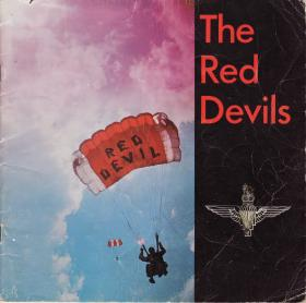 Red Devils Booklet, 1970s