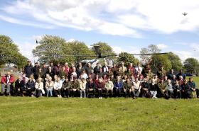 "1 Para ""D"" Company Reunion St Athan 2007."